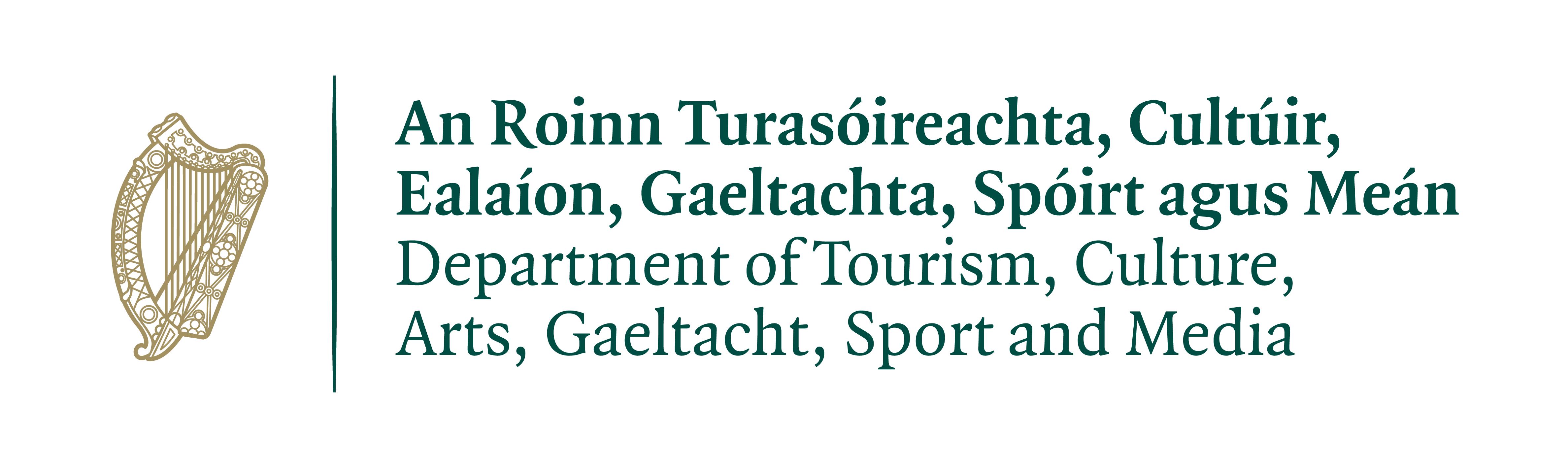 Lógo Roinn na Gaeltachta