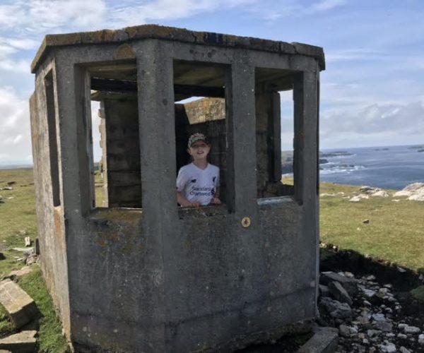 Ceann Iorrais, Maigh Eo